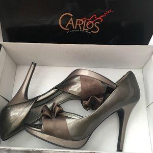 Carlos Santana- pretty old Silver Heels